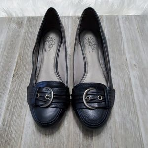 [Life Stride] Navy Flats Size 9.5